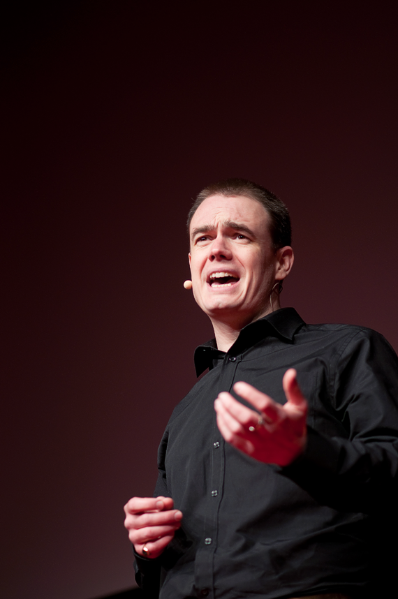 Dug Campbell Speaking Bitcoin at TEDx University of Edinburgh 2014