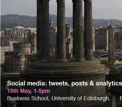 Social Media Conference, 15 May 2013
