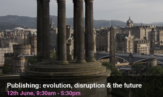 Edinburgh Publishing Conference