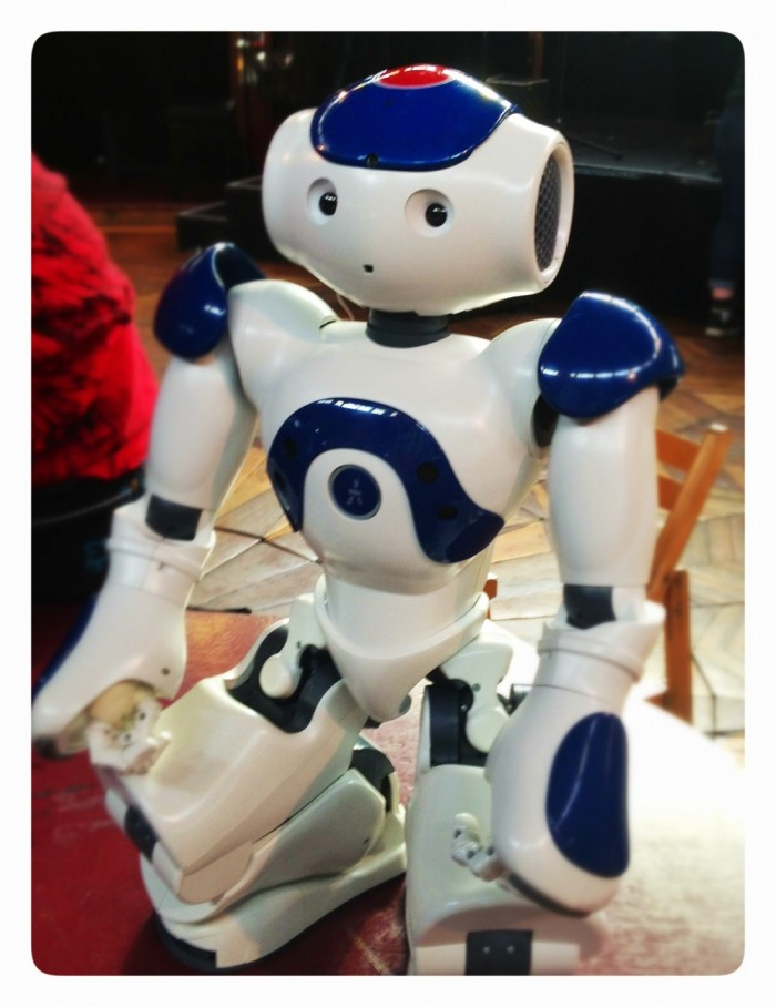 Robot from Edinburgh University
