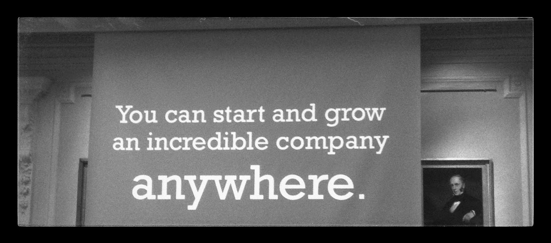 You Can Start And Grow An Incredible Company Anywhere