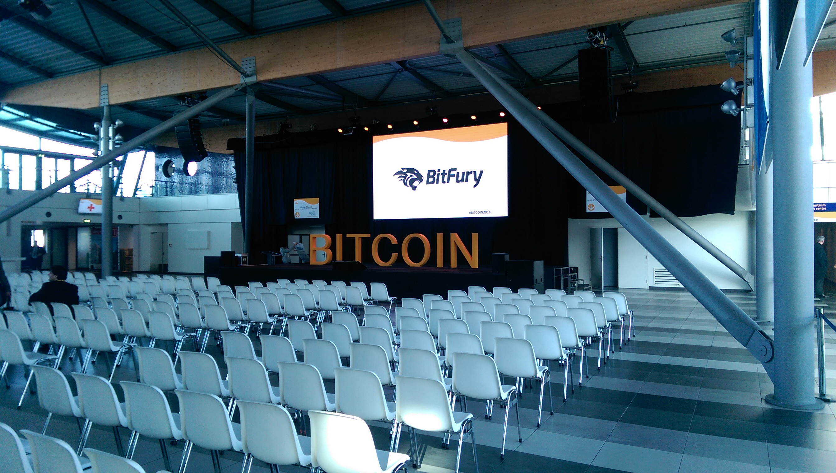 Thoughts on the Bitcoin 2014 Conference