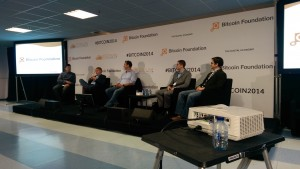 Bitcoin Investment Panel at Bitcoin 2014, including 'Bitcoin Jesus' Roger Ver