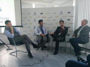 Panel Session: Scott Maxwell, Lui Smyth (CoinJar), Mark Lamb (CoinFloor), Daniel Masters (Global Advisors Bitcoin Investment Fund) - Scottish Bitcoin Conference, Edinburgh, 23rd August 2014