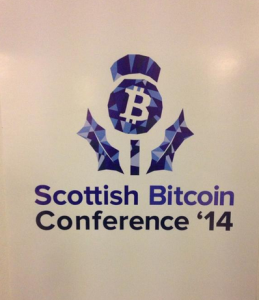 Scottish Bitcoin Conference 2014 Poster