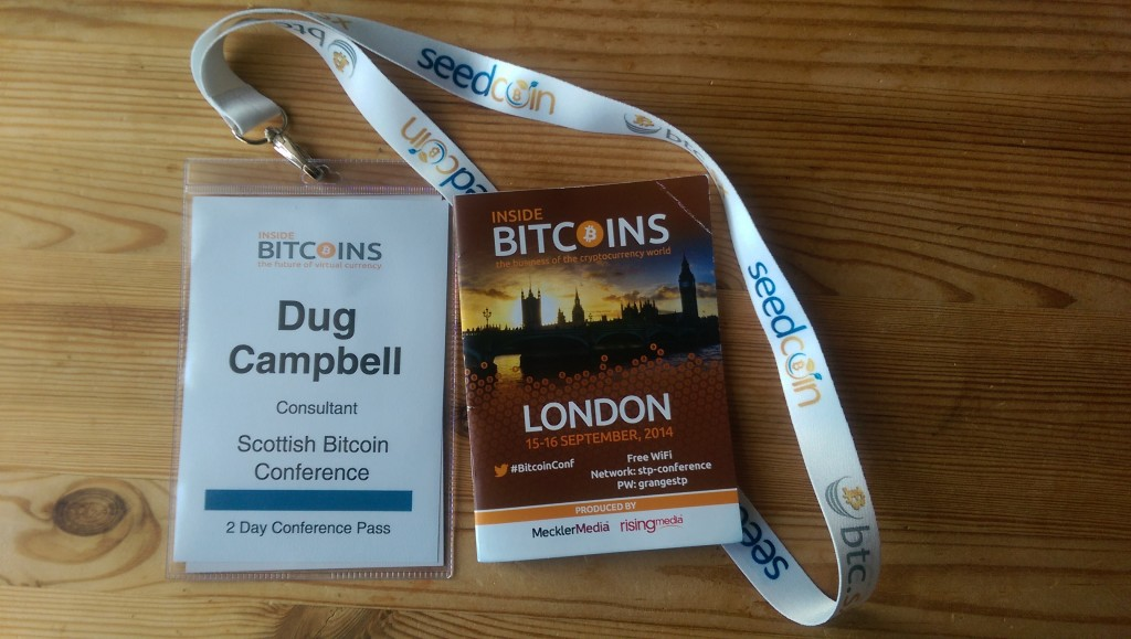 Inside Bitcoins London
