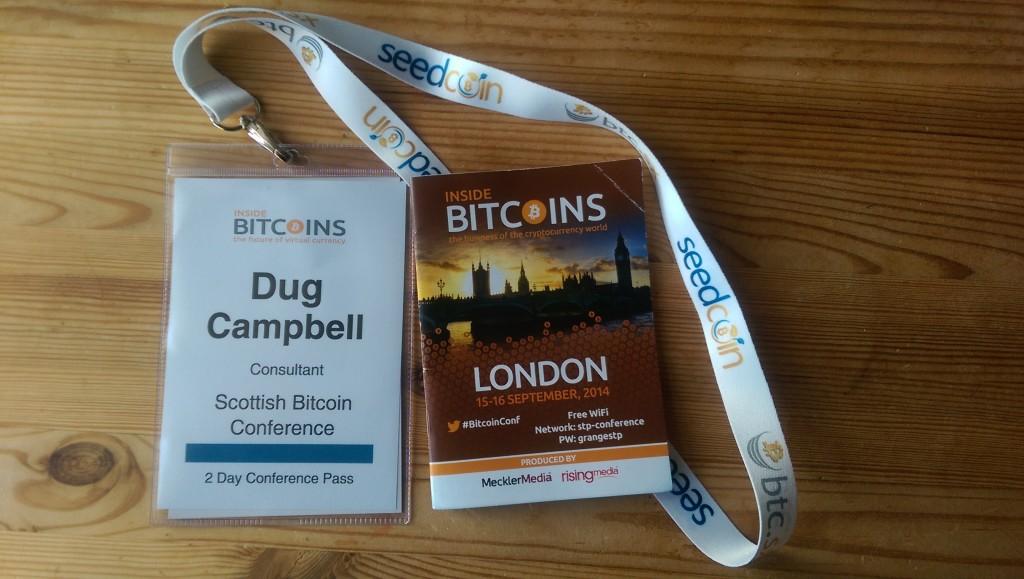 Inside Bitcoins London