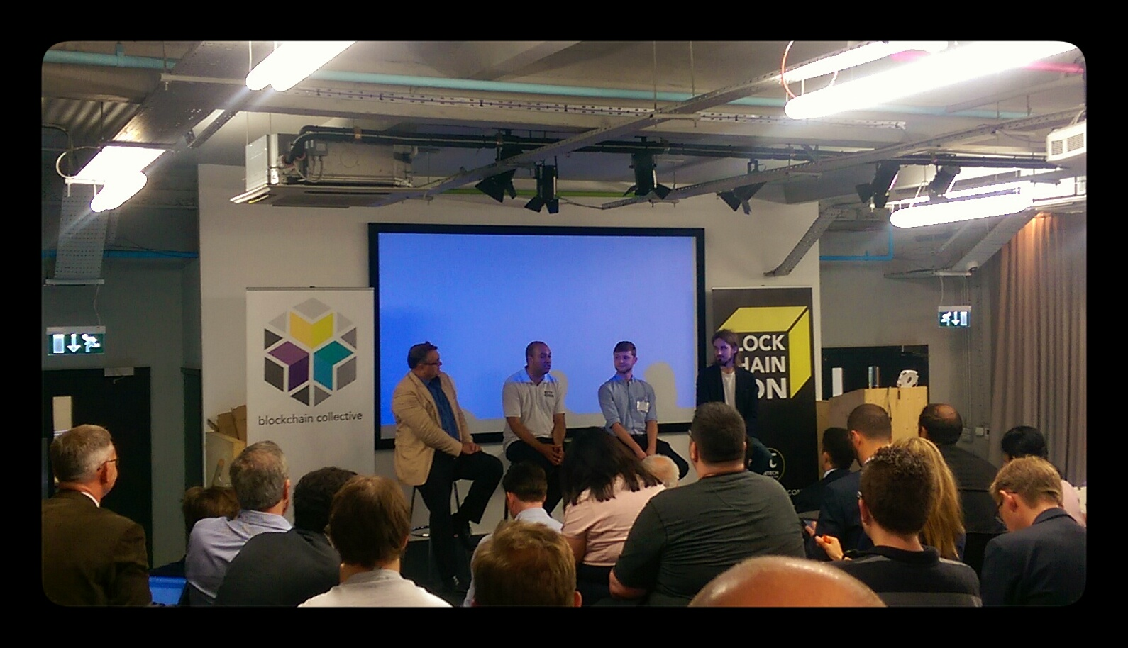Blockchain Conference London 2015